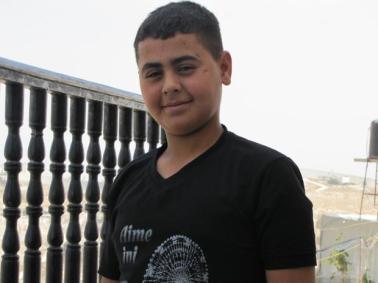 Muslim Odeh (Amer Aruri / B'Tselem)